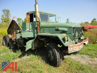 1965 Kaiser Jeep 6x6 5 Ton Cab & Chassis