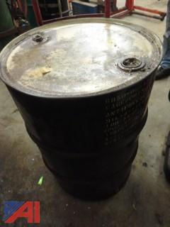(1) Barrel of Arctic Type Antifreeze