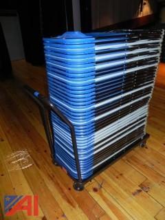 (50) Folding Chairs
