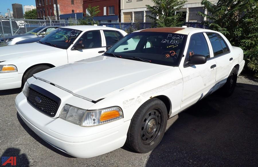 Auctions International Auction City Of Buffalo Surplus - 2006 crown victoria