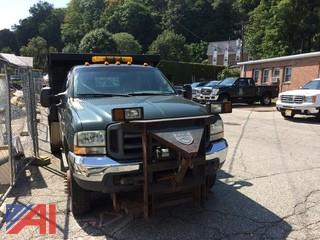 **Updated** 2003 Ford F550 Dump Truck