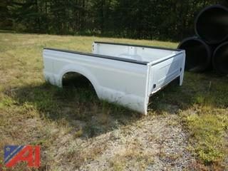8 Ft Bed for a Ford F250 Pickup Truck
