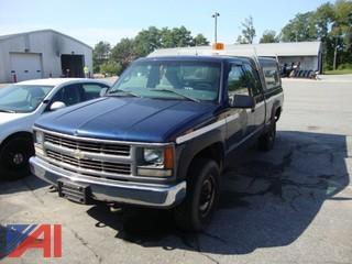 2000 Chevy 2500 Pickup
