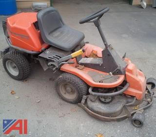 Husqvarna Articulating Riding Mower