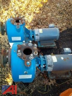 (2) 1985 Pool Pumps