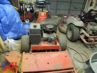 """Gravely Pro 300 60"""" Mower"""