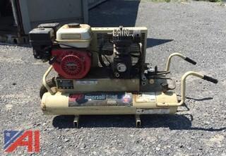 Ingersoll Rand Air Compressor, (2) Generators & (2) Pumps