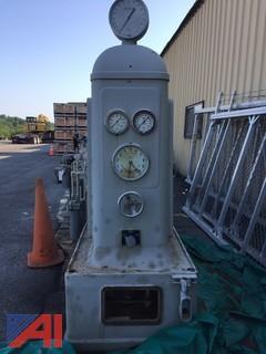 (4) GE Actuators & (4) Woodward Pumps