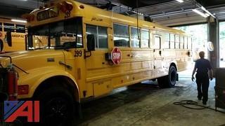 2000 International 3800 School Bus