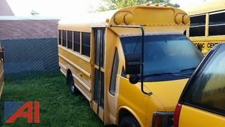 2002 GMC Savanna School Bus