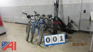 Bicycles and Sports Equipment