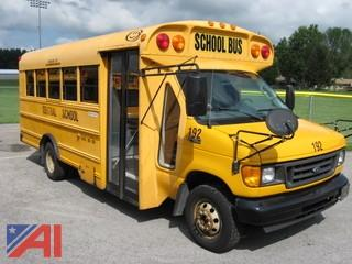 2005 Ford E450 School Bus