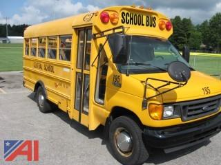 2005 Ford E350 School Bus