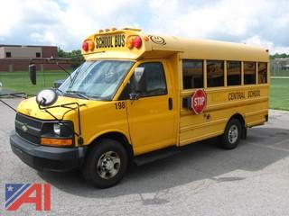 2006 Chevrolet Express School Bus