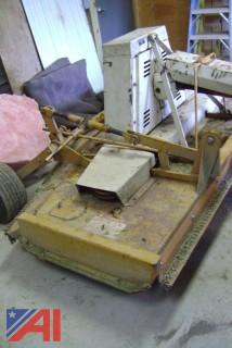1995 Woods P90 Mower