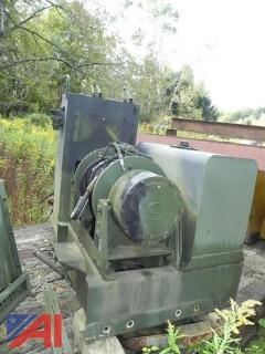 DP Manufacturing 45BBX1L1E-007 Hydraulic Winch