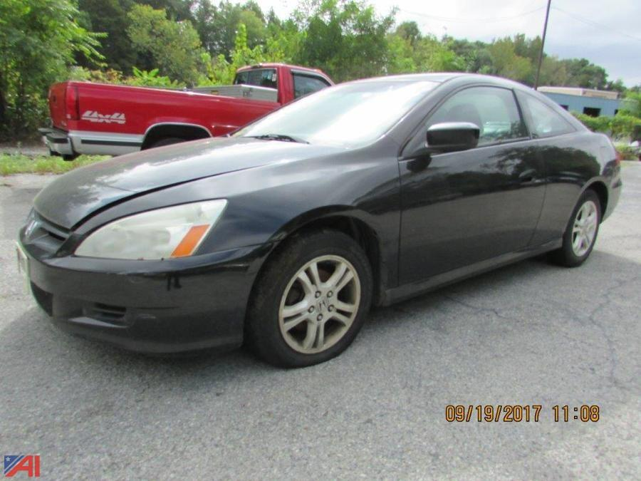 Auctions international auction city of poughkeepsie pd for 09 2 door honda accord
