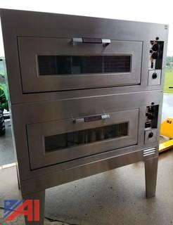 Marsal & Sons Stacked Pizza Ovens