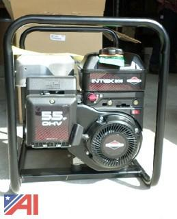 5.5 Hp Volt Master Electric Generator