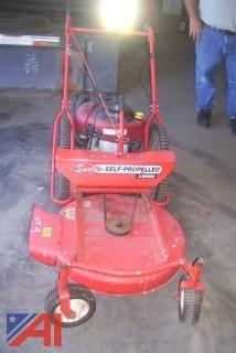 Sarlo Walk Behind Mower