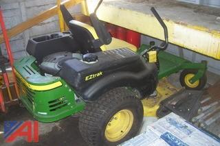John Deere EZ Trak Z425B Zero Turn Mower