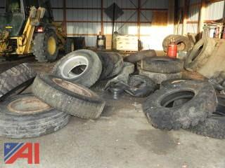 Lot of 20 Used Tires
