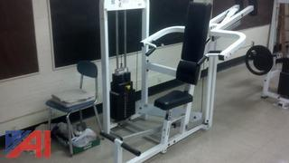 "Paramount ""Shoulder Press"" Weight Machine"