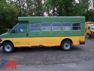 1999 GMC Savana Bus
