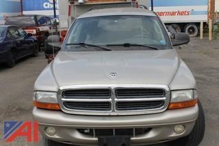 2002 Dodge Durango SUV