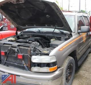 2000 Chevy Tahoe SUV