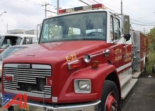 1995 Freightliner FL82 Fire Truck