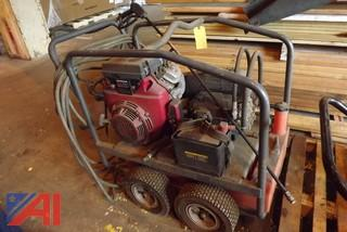 Wacker Pressure Washer