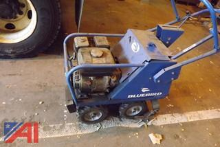 Blue Bird Sod Cutter