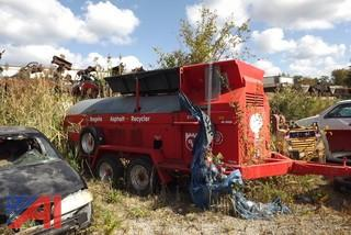 **Lot Updated** Bagela Asphalt Recycler