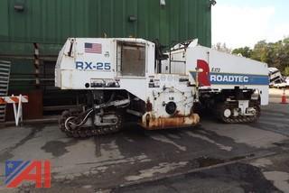 1994 ROADTEC RX25 Asphalt Scraper