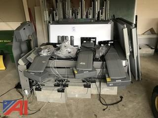 Lot of Smart Boards