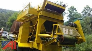 Cedar Rapid Jaw Crusher Trailer