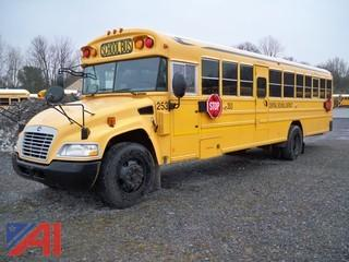**Lot Updated** 2011 Bluebird Vision School Bus