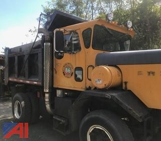 1988 FWD RB44-2213 Dump Truck
