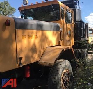 1992 FWD RB44-2223 Dump Truck