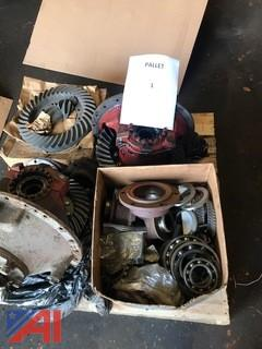 Large Lot of FWD Miscellaneous Truck Parts