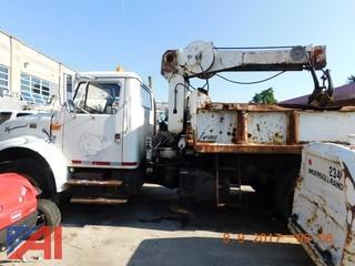 1997 International 4700-T44E Catch Basin Cleaner