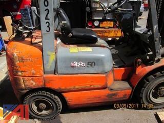 2003 Heli Forklift