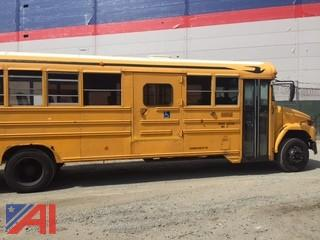 2001 Freightliner FS65 School Bus with Wheel Chair Lift