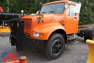 1994 International 4700 Cab & Chassis