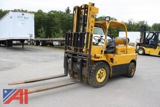 **Updated** 1978 Hyster Challenger 80 Forklift