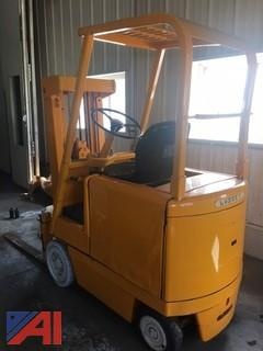 **Lot Updated** 1974 Hyster E20A Forklift