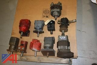 Clutch Pumps and Hydraulic Motors