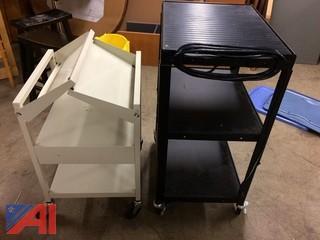 (2) Carts