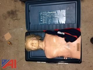 (2) CPR Manikins